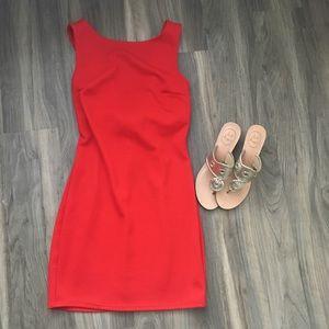 Dresses & Skirts - Bombshell Red Body-con Dress